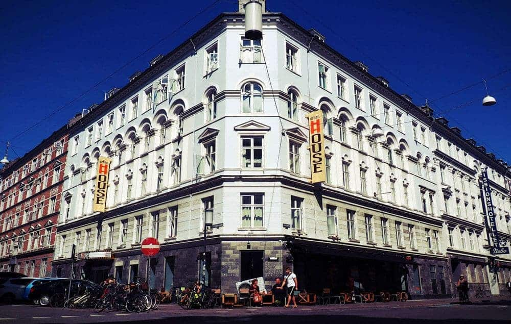 Cheap hotels/hostels in Copenhagen