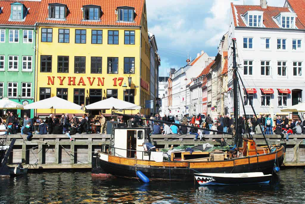 Nyhavn Canal Tours