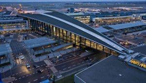 Airport of Copenhagen