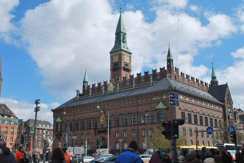Copenhagen Town Hall