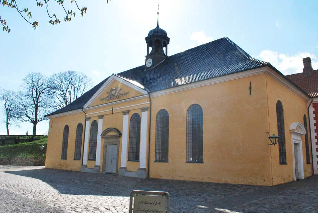 Church of Kastellet