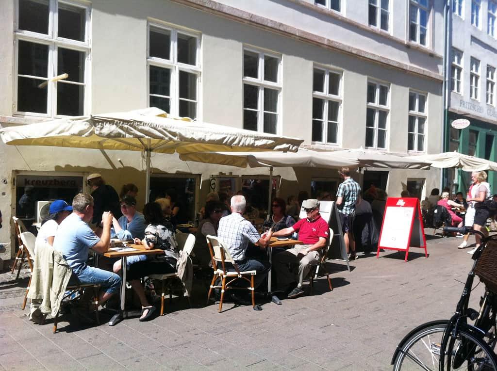 Kreutzberg or Café Kys