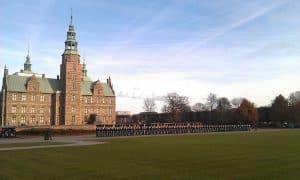 Rosenborg Castle as a museum