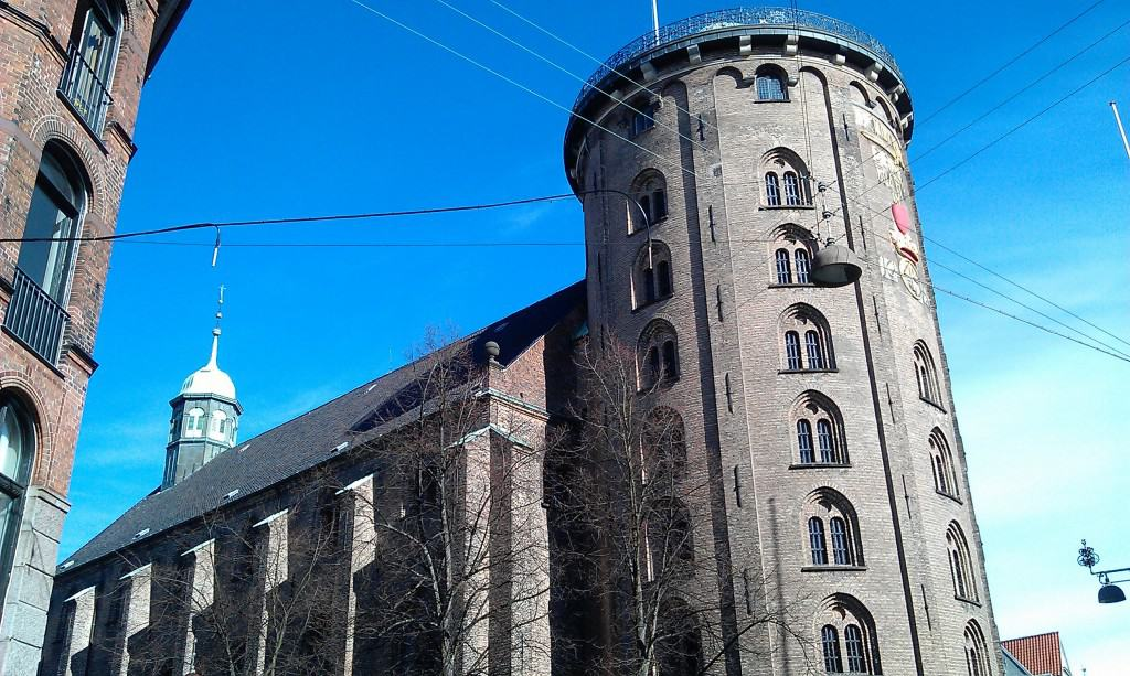 Adjoined with Rundetårn (Round Tower)
